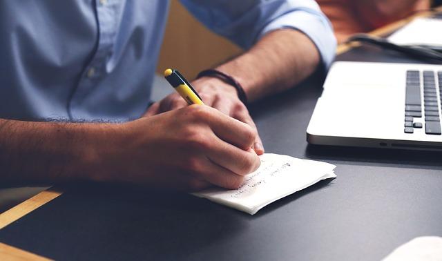 Checkliste Interessensbekundung
