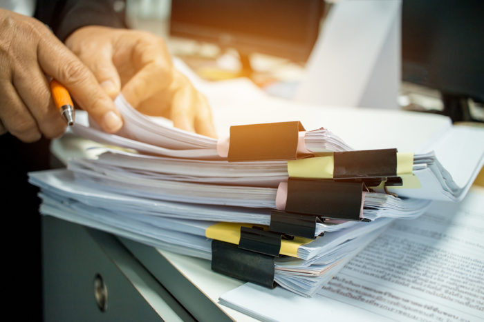 Unternehmensdokumentation