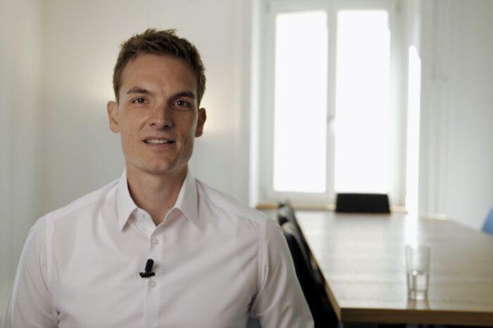 Transaktionsspezialist Fabian Rudin