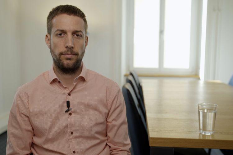 Transaktionsspezialist Philipp Gübeli