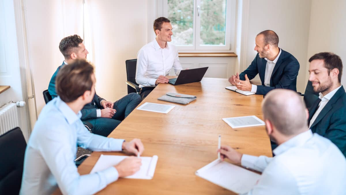 Team Business Transaction AG